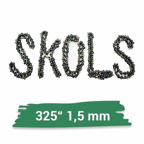 Stihl Sägekette  für Motorsäge SHINDAIWA//SDK//ISEKI 488 Schwert 38 cm 325 1,5