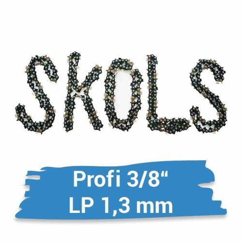4 Sägeketten passend Stihl MS18135cm 3//8LP 50TG 1,1mm